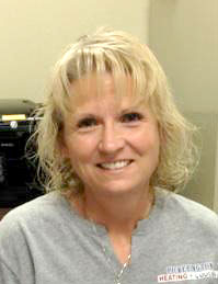 Christine, Office Manager at Pickerington Heating & Cooling