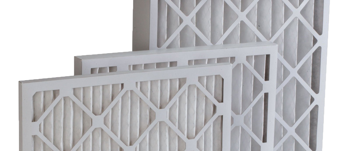 HVAC filters delivered automatically on schedule