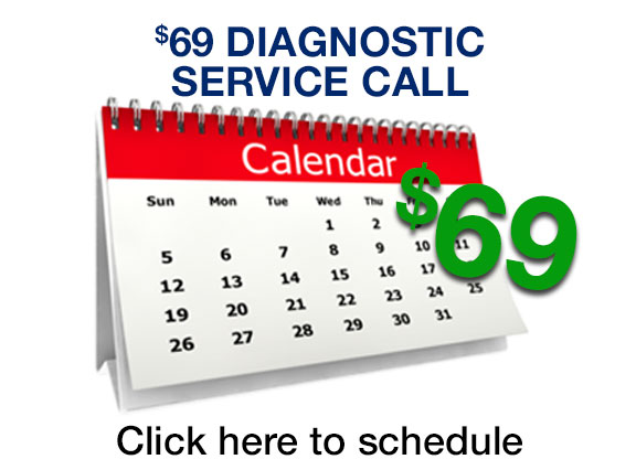 $69 diagnostic service call Heating & Cooling Pickerington