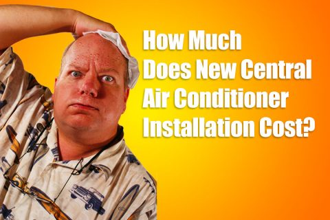 How much does a new air conditioner cost in Columbus, Ohio?