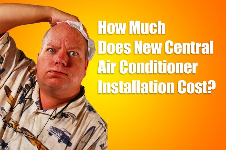 How Much Does a Replacement Central Air Conditioner Cost