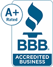 A+ Accredited Better Business Bureau Central Ohio