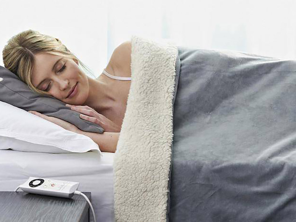 Are electric blankets safe?