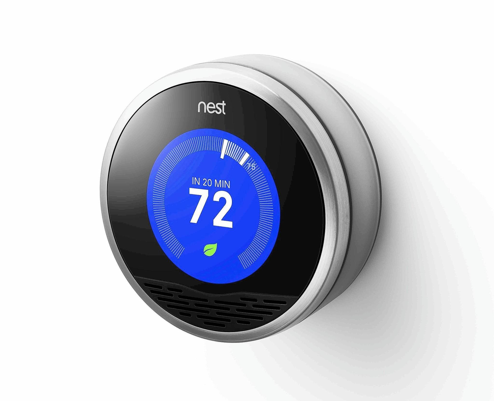Nest Smart Thermostat Pickerington Heating Amp Cooling