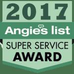 2017 Super Service Award Winner