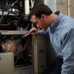 Gas Forced Air Furnace / Heating System Repairs – Pickerington, OH
