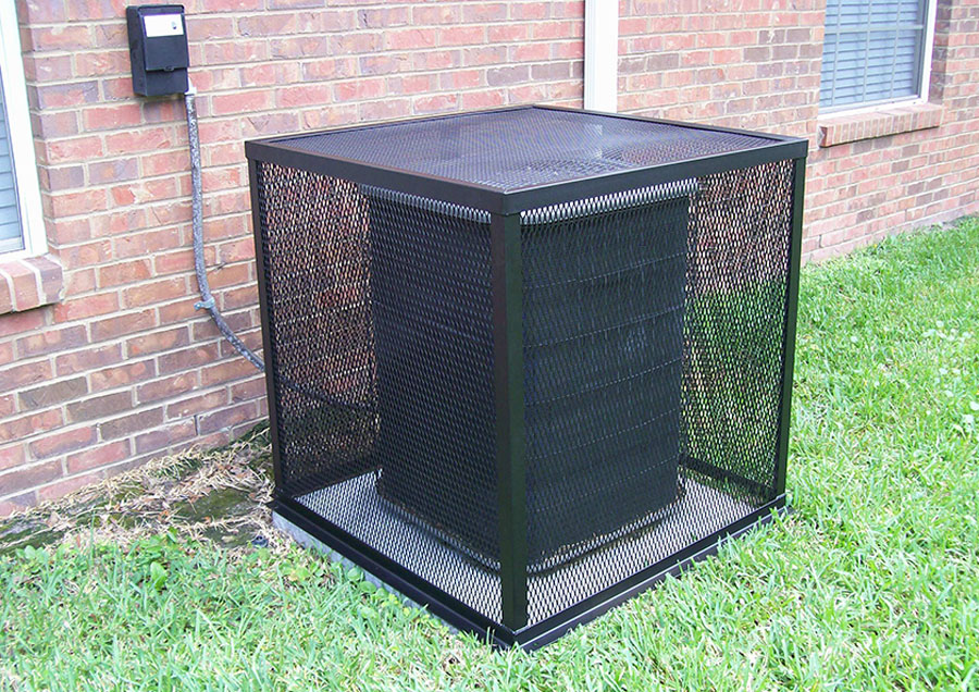 Tips to prevent AC condenser theft in Columbus Ohio