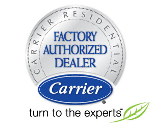 Carrier® Factory Authorized Dealer | Pickerington Heating & Cooling