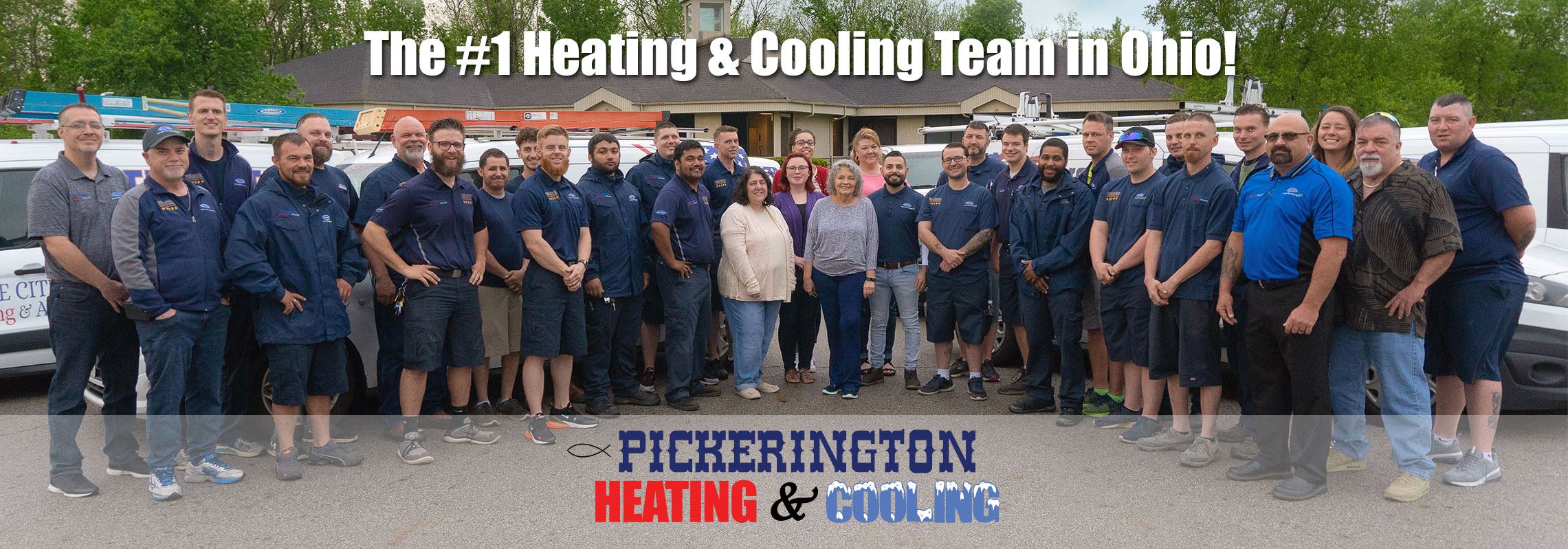 Pickerington Heating & Cooling | #1 HVAC Contractor in Ohio