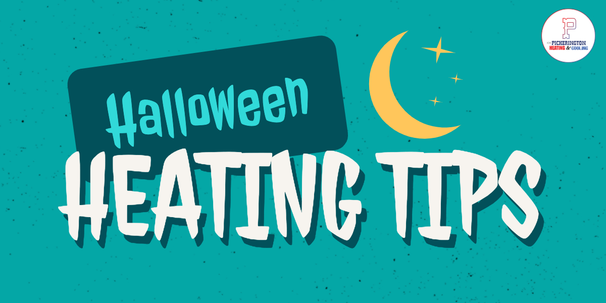 Halloween Heating Tips for Homeowners